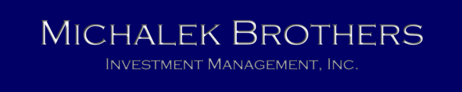 Michalek Brothers Investment Management, Inc.